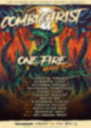 Combichrist 2019 Russia/Ukraine tour