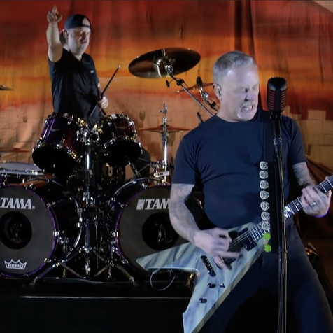 METALLICA Donates $75,000 To Texans Affected By Winter Storm; Watch Colbert METALLICA Performance