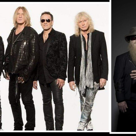 Def Leppard and ZZ Top announce 2020 fall tour