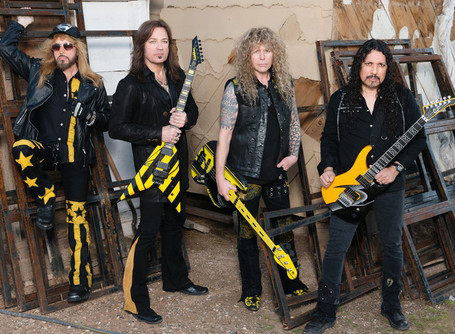 STRYPER Releases New Album & New Music Video