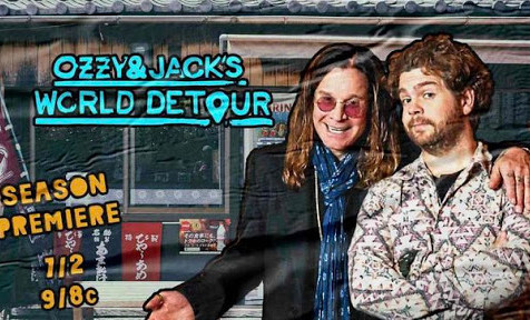 'Ozzy & Jack's World Detour' Coming to AXS TV: New Trailer Released