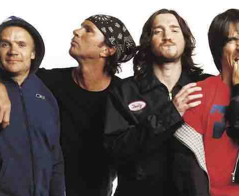 Red Hot Chili Peppers reunite with John Frusciante