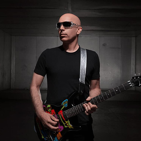 Joe Satriani Releases New Animated Music Video For Yesterday's Yesterday
