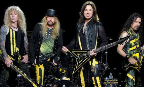 STRYPER Releases Music Video For 'Divider'