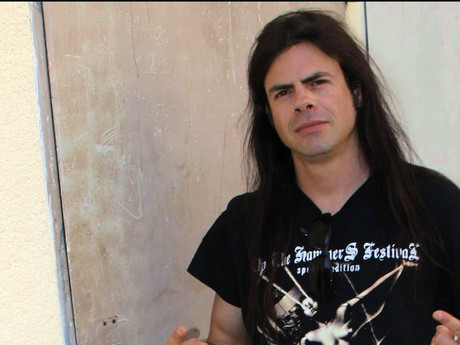 """Todd LaTorre Releases Music Video for """"Hellbound & Bound"""""""