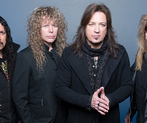 Stryper Unleash New Lyric Video For 'Make Love Great Again'