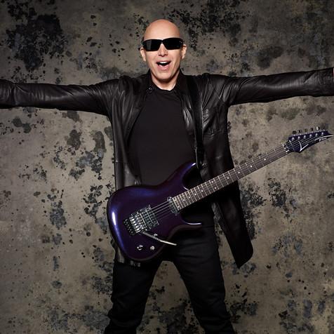 Watch Joe Satriani's new video 'Nineteen Eighty'