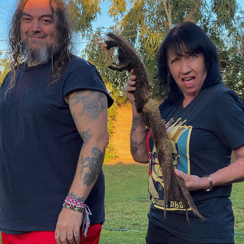 Max Cavalera Cuts Off His Dreadlocks