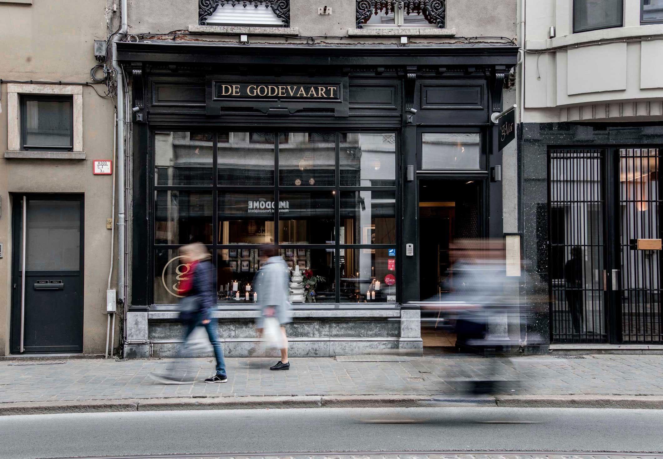 De Godevaart Antwerp
