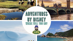 5 Reasons to Book Your Adventures by Disney Vacation