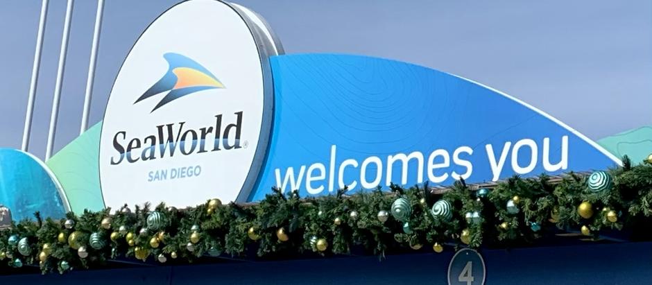 SeaWorld San Diego Christmas Spectacular