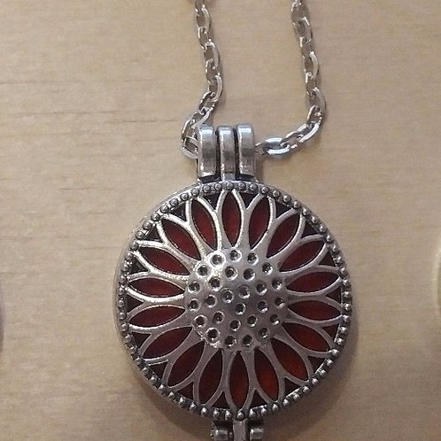 Sunflower Diffuser Locket