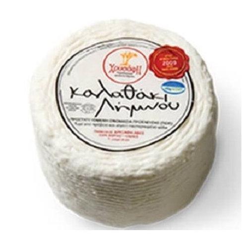 Kalathaki Limnou Sheep Cheese