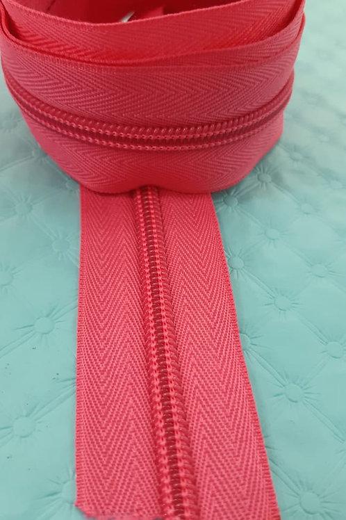 Zíper- pink