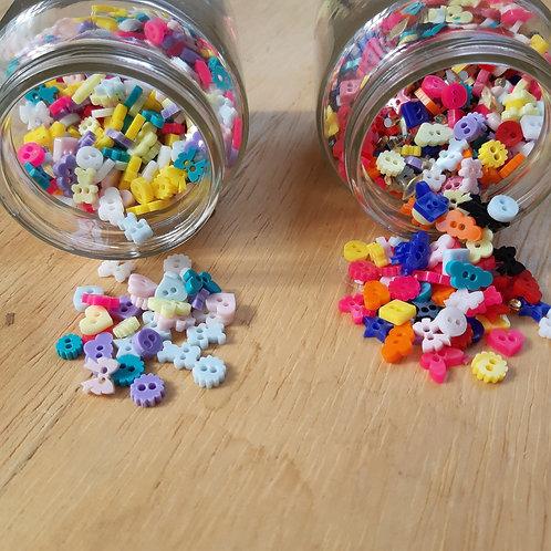 Mini Botões
