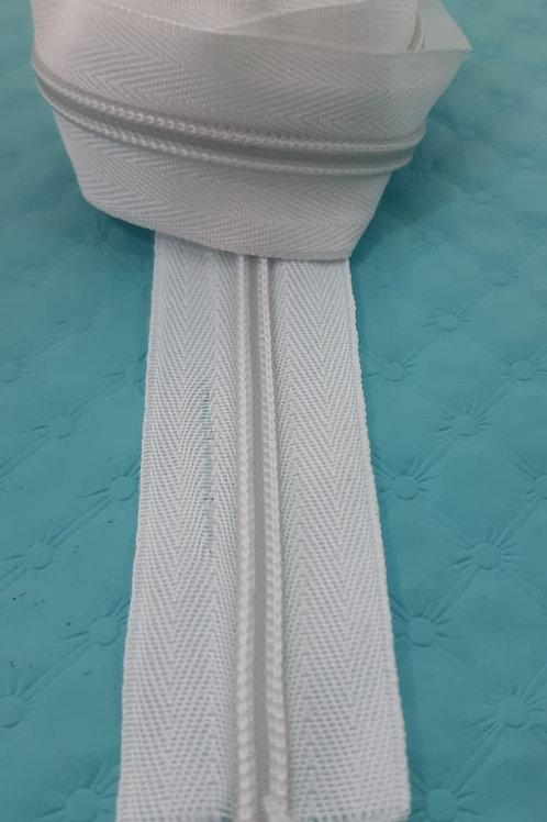 Zíper - Branco
