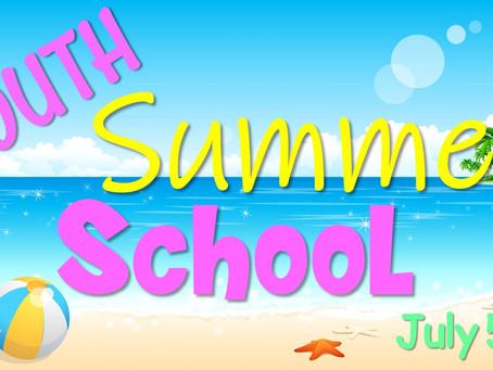 Youth Summer School, YSS