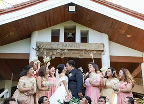 { Mark + Mykene } A Wedding at Chapel on The Hill | Tagaytay Wedding Photography Coverage