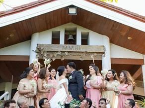 { Mark + Mykene } A Wedding at Chapel on The Hill | Tagaytay Wedding Photography Coverage