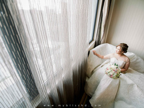Our Lady of Mt. Carmel and Oasis Manila | Wedding Photography Philippines