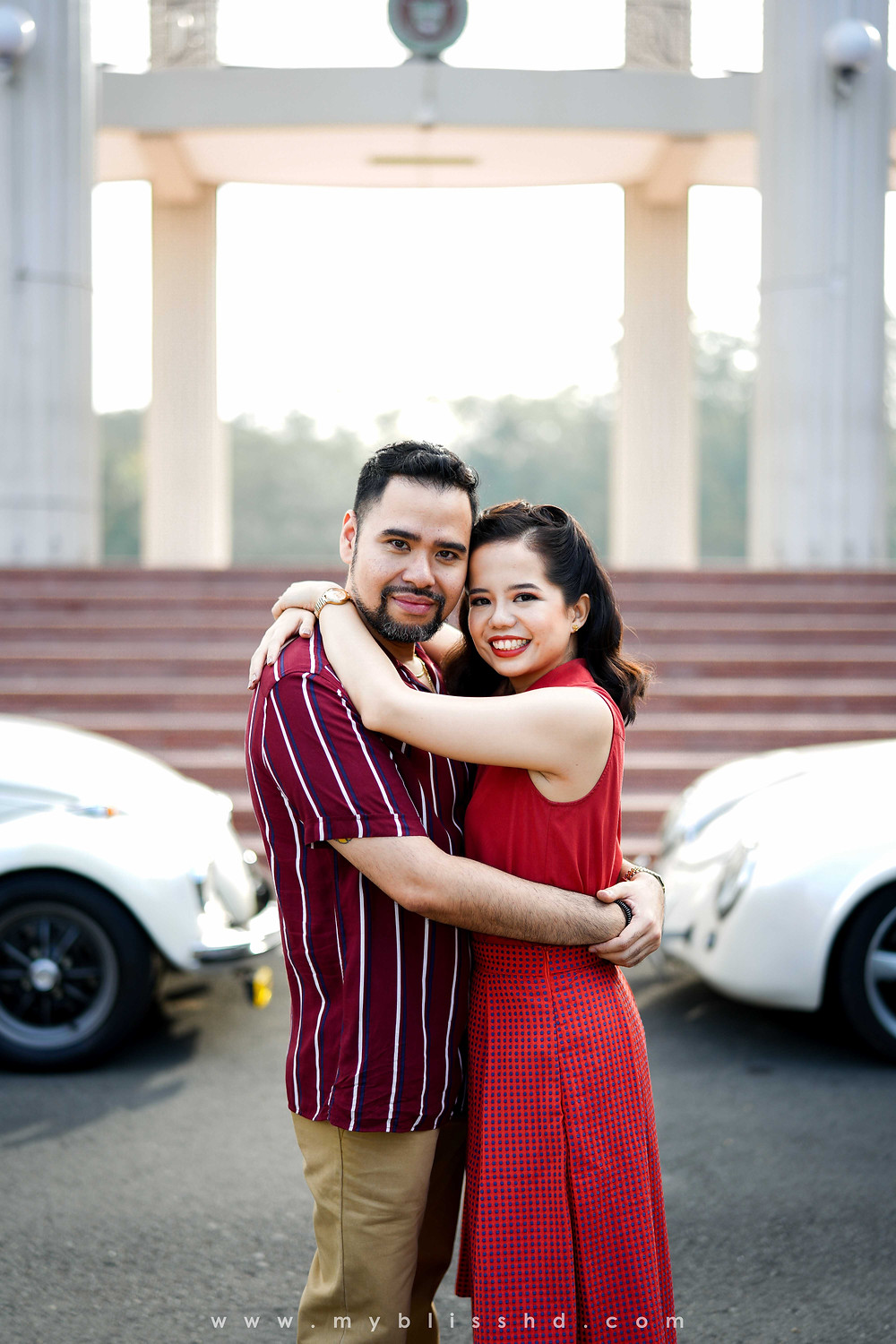 Prenup at UP Diliman