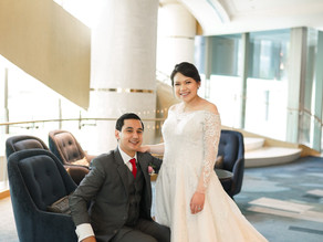 { Saman + Mia } Wedding at Santuario de San Antonio & Shangri-la the Fort | Photo & Video with SDE