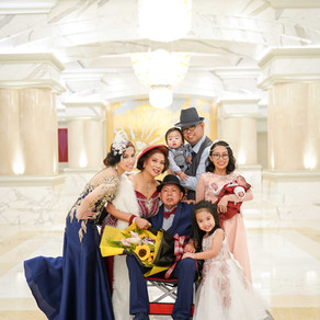 { Ludy at Sixty } Okada Manila Hotel | 60th Birthday | Photography and Videography Coverage