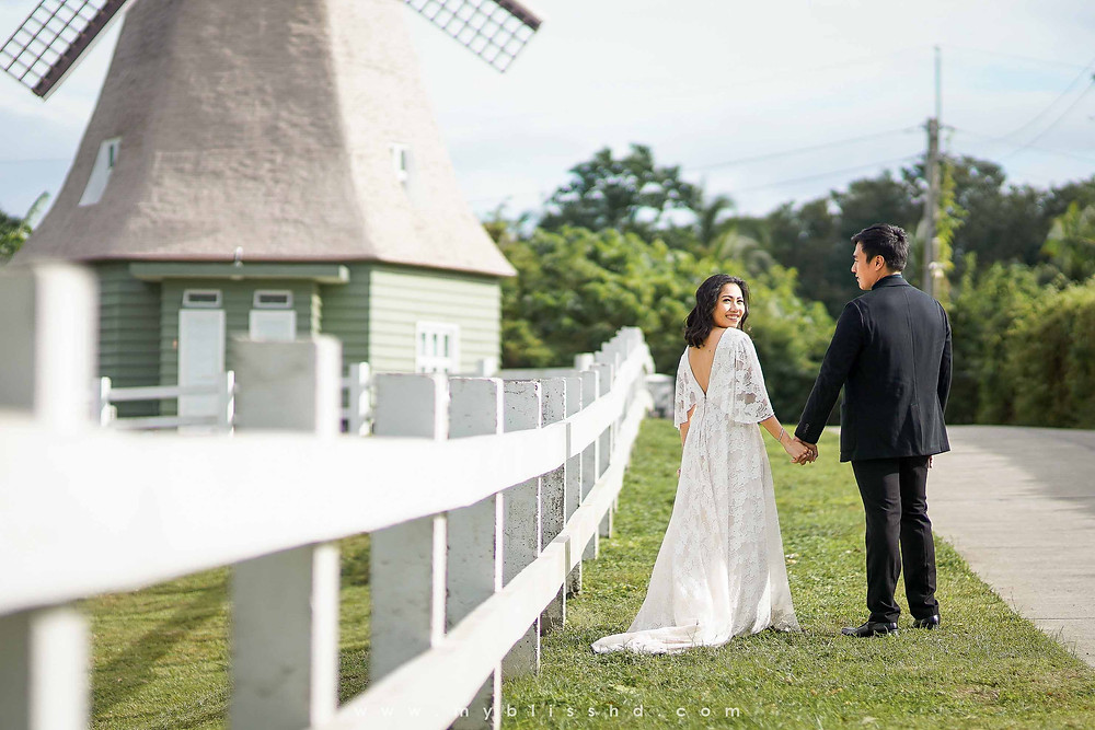 Outdoor Prenup Photography