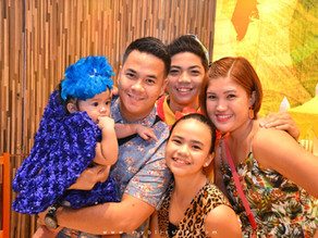 { Pochi's 7th & Inat's 1st Birthday } Photo and Video Coverage for Kiddie Party at Kenny Rogers