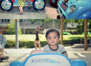 { Keann's Pre-Birthday Shoot } Child Photography at BGC, Taguig