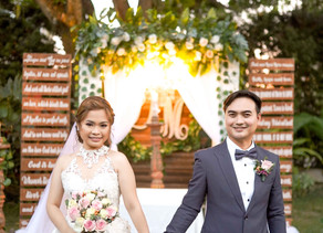 { Darwin + Maika } A Christian Wedding at Isla Le Jardin | Pampanga Wedding Photographer