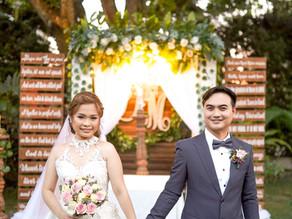 { Darwin + Maika } A Christian Wedding at Isla Le Jardin | Pampanga Wedding Photographer