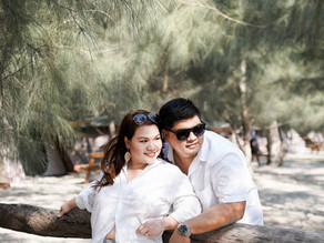 { Jay + Erin } Crystal Beach Resort Prenup | Zambales Photo and Video Package