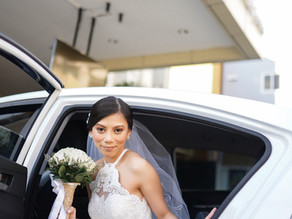{ Rommel + Barbie } A Wedding at St. Therese of the Child Jesus & Velada Estates | Photo and Video