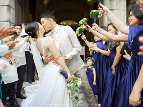 { Patrick + Jhoi } The Pergola and Malate Church | Wedding Photo and SDE Video Package