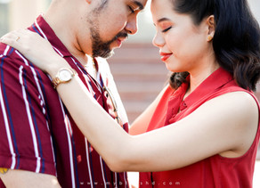 { Pau + Mark } Prenup at UP Diliman | Modern Pre Wedding Photographer