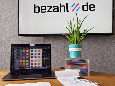 bezahl.de - Das Logo und seine Entstehung