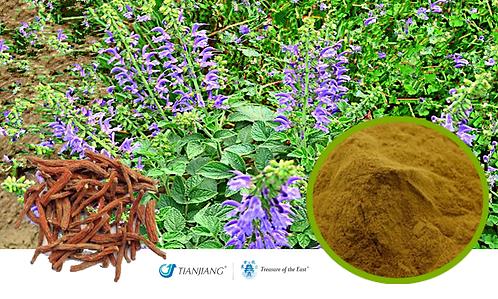 Red Sage Root Pure Extract - Dan Shen - 1 kg / 2.2 lbs