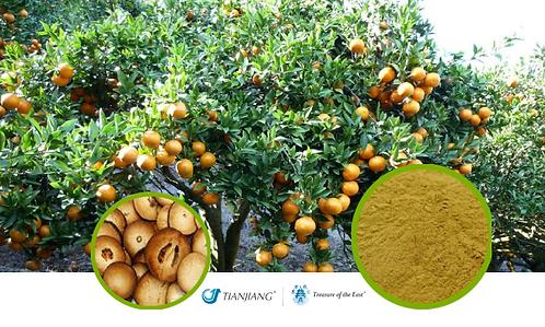 Bitter Orange Peel - Ju Hong - 1 kg / 2.2 lbs