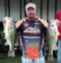 Rex Chambers Smith Lake Bass Fishing Guide Service Alabama Guntersville Lake