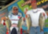 Alabama Guide Service Rex Chambers Smith Lake Guntersville Spotted Bass