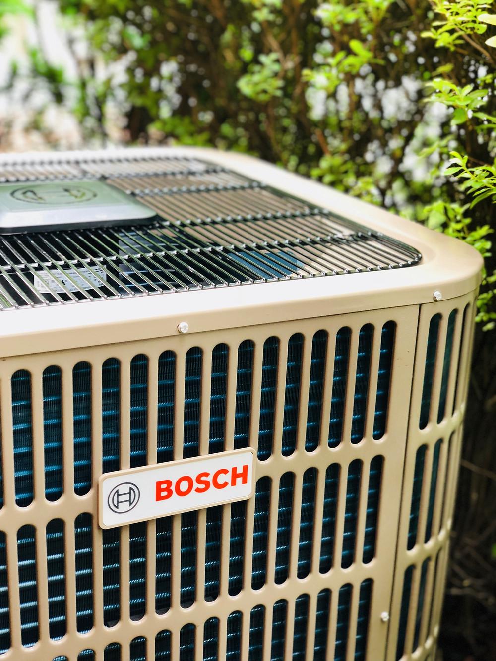 BOSCH introduced their Inverter Heat Pump system last year.