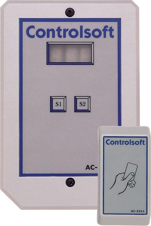 AC-3210 range Keymaster Standalone 1 Door Kits