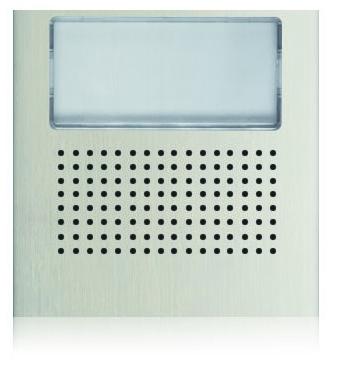 Golmar Nexa audio/video grille modules