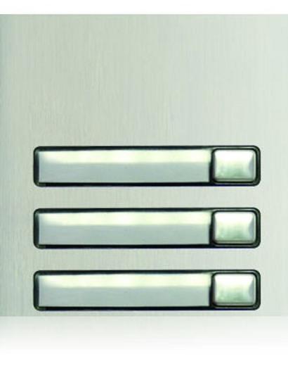 Golmar Nexa sinlge button module N3130/AL
