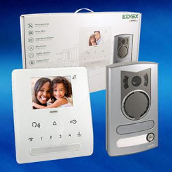 Elvox 7539/M 2 wire video kit