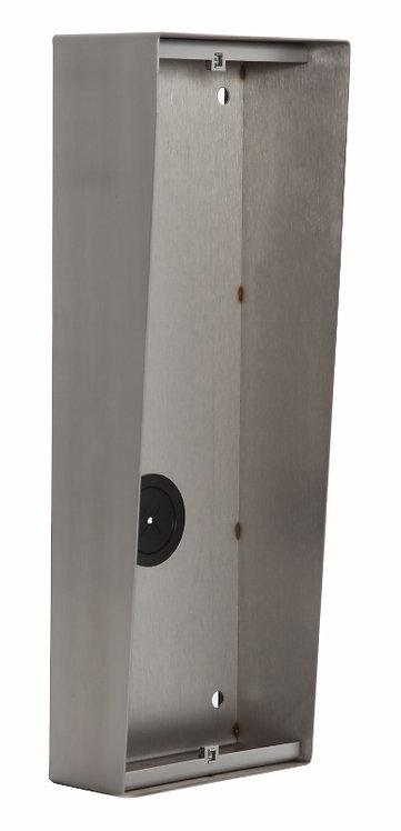 TRADE Golmar Surface Nexa Inox Backbox with Rainshield
