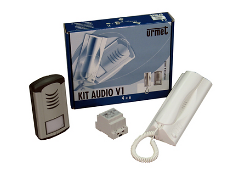 Urmet 1 way Smyle audio kit