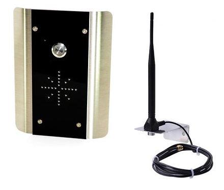 AES CellCOM Prime - 1 station GSM system