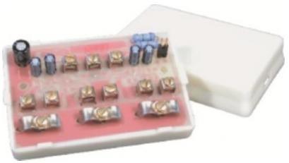 TRADE Golmar D4L-Plus coaxial distributor